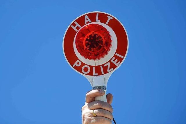 Diesmal war der Anlass harmlos – lieber einmal mehr bei der Polizei anrufen...