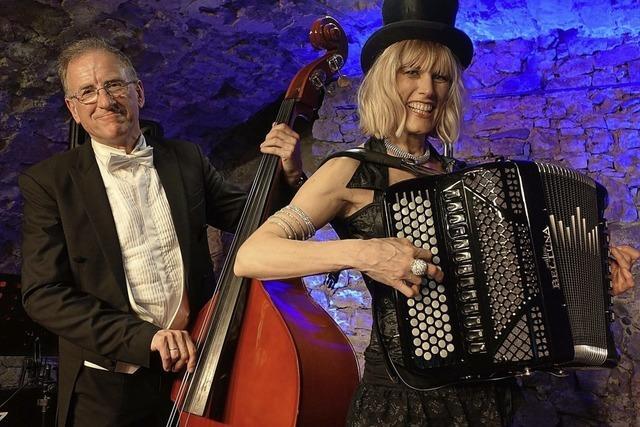 Christine Schmid singt Kirchzarten-Burg