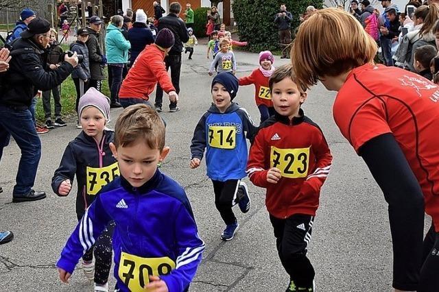 Läufer können sich melden