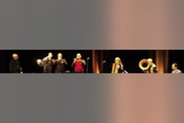 Junior Himpsls Horn sorgt für Alpenglühen im Salmen