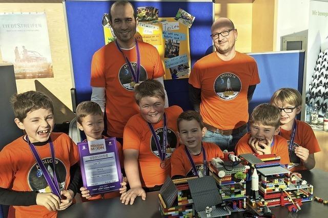 Champions der Lego League
