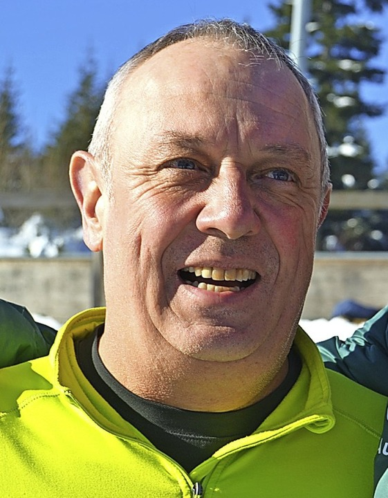 Ein Macher ohne Allüren: Charly Meßmer, Vorsitzender des Skiclubs Schluchsee    | Foto: junkel