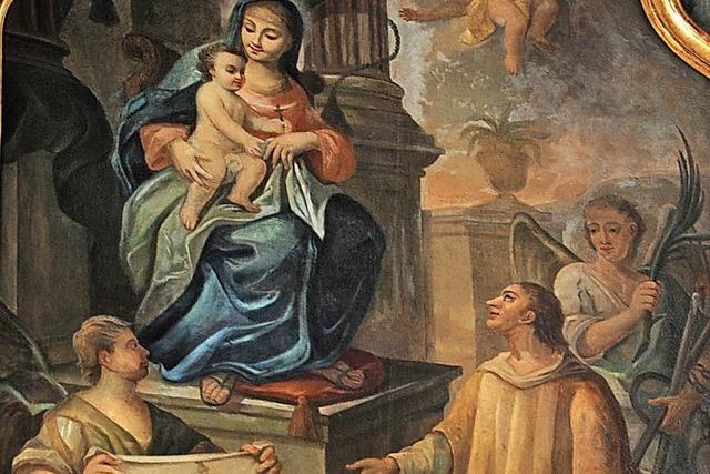 Warum ein Rabe den Leichnam des heiligen Vincentius verteidigt hat