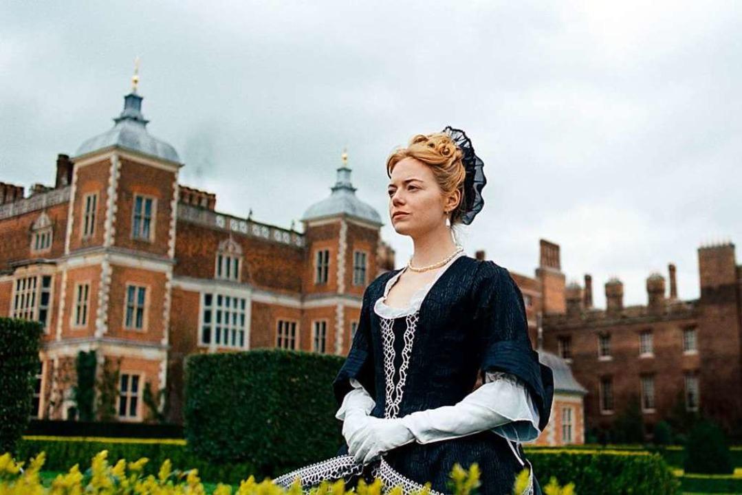 Keine Unschuld vom Lande: Abigail (Emma Stone)  | Foto: dpa