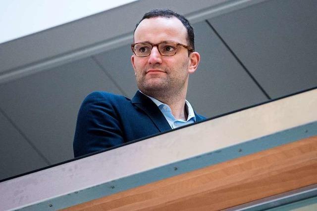 Jens Spahn hat sich im ersten Amtsjahr als notorischer Unruhestifter bewährt