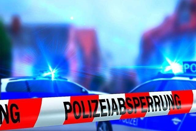 Mehrere Verletzte bei Auffahrunfall auf A2 bei Basel