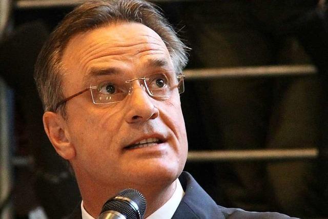 Badenweilers Bürgermeister Engler verkündet vorzeitigen Rücktritt