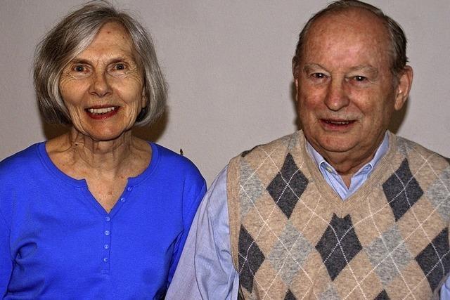In 65 Jahren viel zusammen erlebt