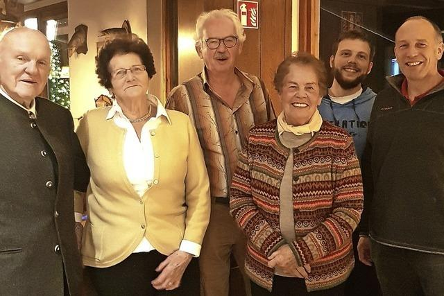 Seit acht Jahrzehnten im Ski-Club