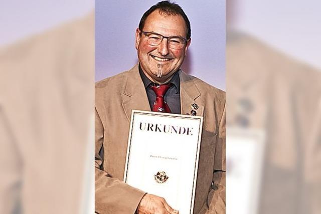 Höchste Auszeichnung des ADAC für Thomas Grässlin