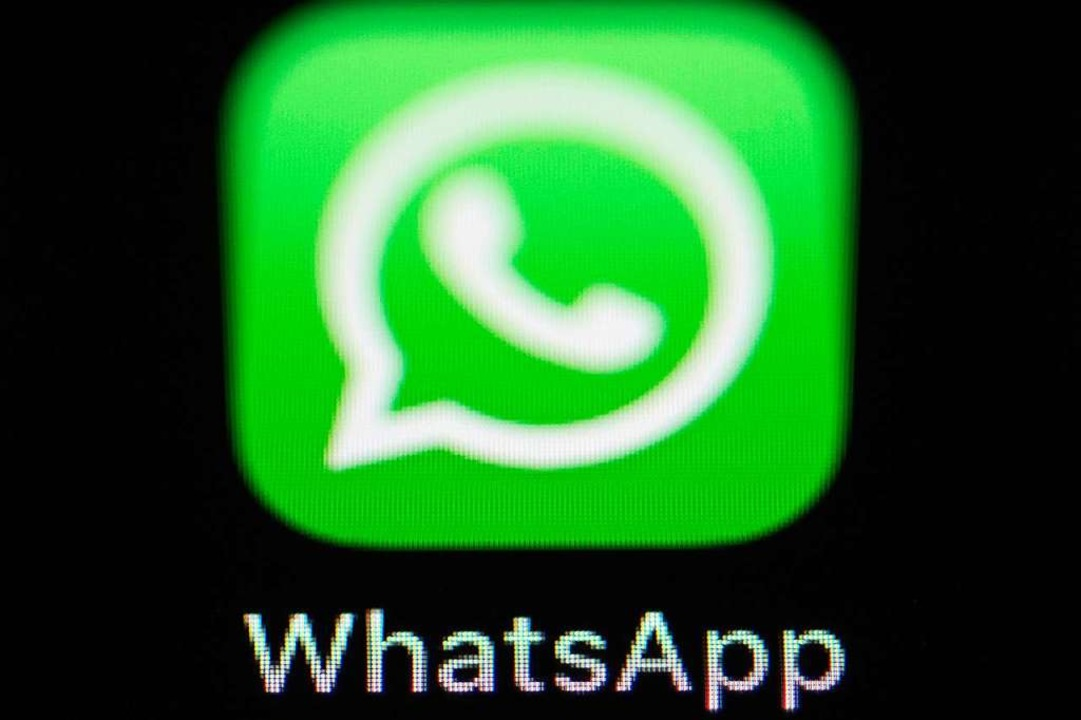 Der Messengerdienst   | Foto: dpa