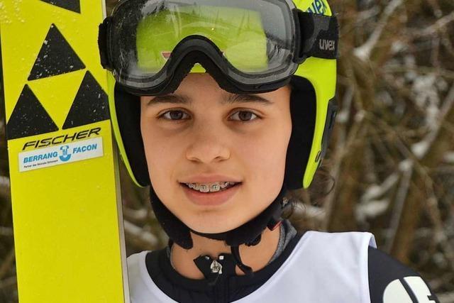 Anna Jäkle aus Schonach tritt bei der Junioren-WM in Lahti an