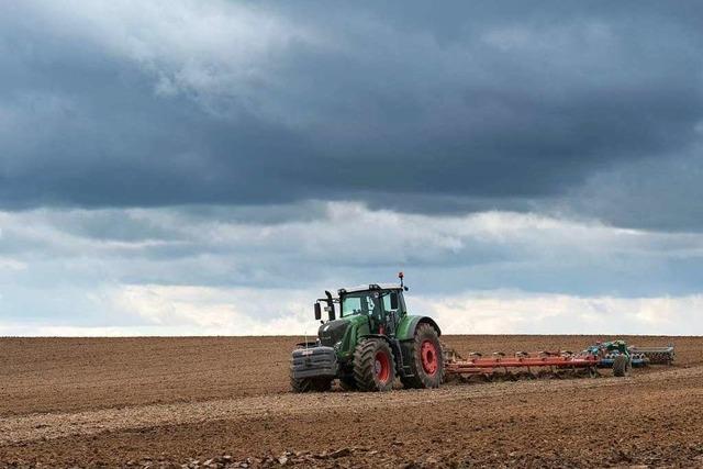 Zu wenig Anreiz für eine nachhaltigere Landwirtschaft