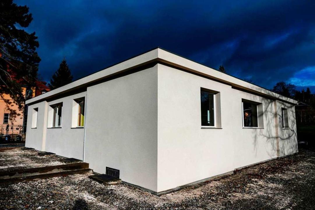 Der schnörkellose Bauhaus-Stil, hier e..., entworfen vom Architekten Bruno Taut  | Foto: AFP