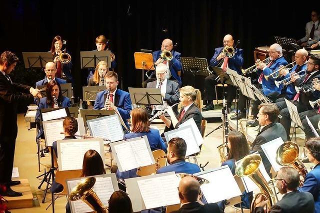 So wirkt sich der Rückgang der Mitglieder auf die Stadtmusik Rheinfelden aus