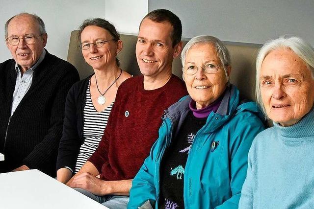 Freiburger Weltbürgern leben die große Idee der Menschenfamilie