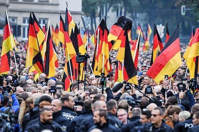 Nur 42 Prozent der Ostdeutschen von Demokratie überzeugt