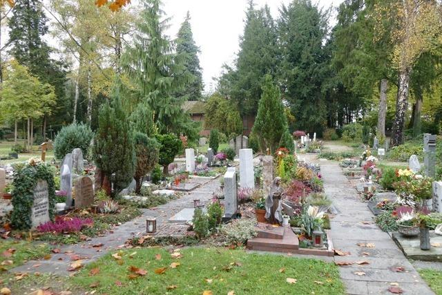 Warum es in Rheinfelden vorerst keinen Verein für Friedhofskultur gibt