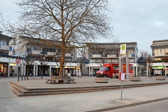 Der Burger Platz in Kirchzarten-Burg soll verschönert werden