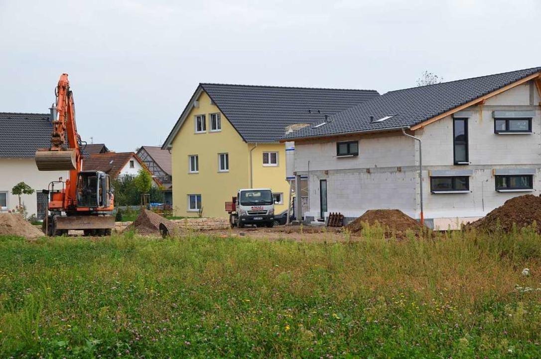 Fast 250 Bauinteressierte verzeichnet ... die Vergabe von Plätzen tun also not.    Foto: Victoria Langelott