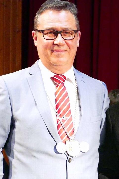 Bürgermeister Philipp Schmid    Foto: Victoria Langelott