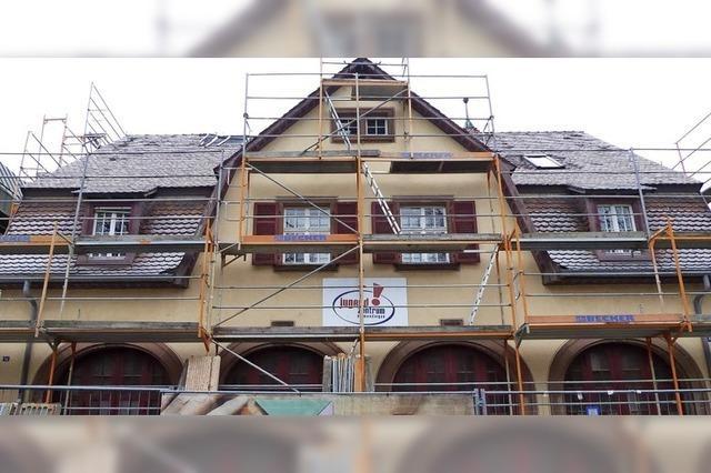 Sanierung Jugendhaus