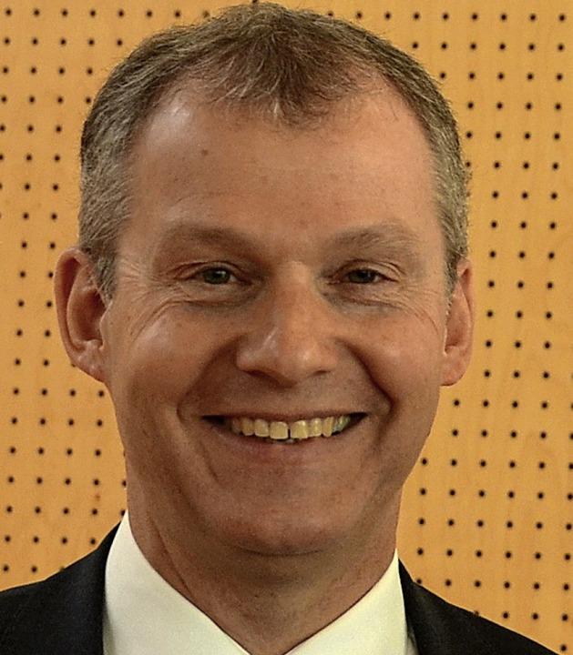 Verlässt Todtmoos: Matthias Lebert, kaufmännischer Direktor der Klinik Wehrawald  | Foto: Archivfoto: Sahli