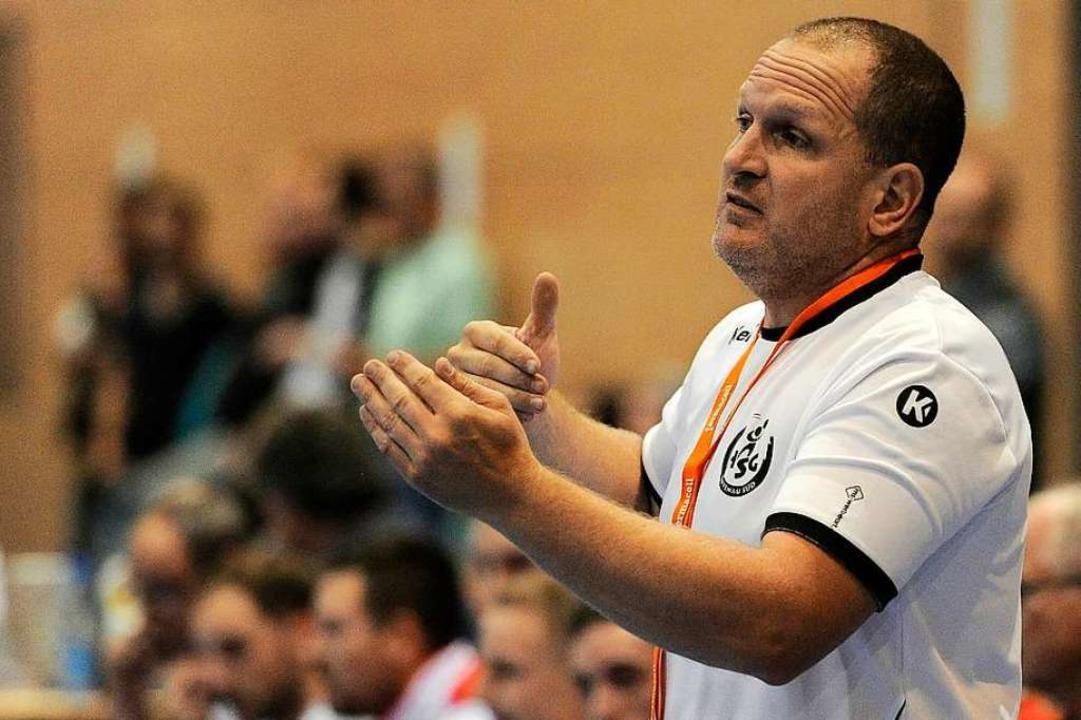 Mirko Reith bekommt eine neune Aufgabe.  | Foto: Presseübro Schaller