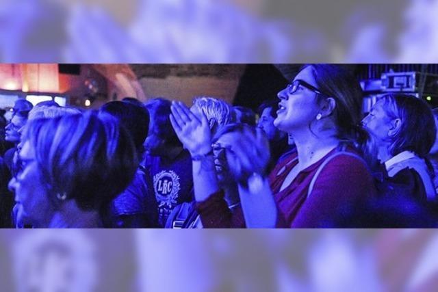 Beim BZ Singalong im Jazzhaus steht die Bohemian Rhapsody an