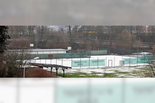 Wohnen im früheren Burda-Sportclub