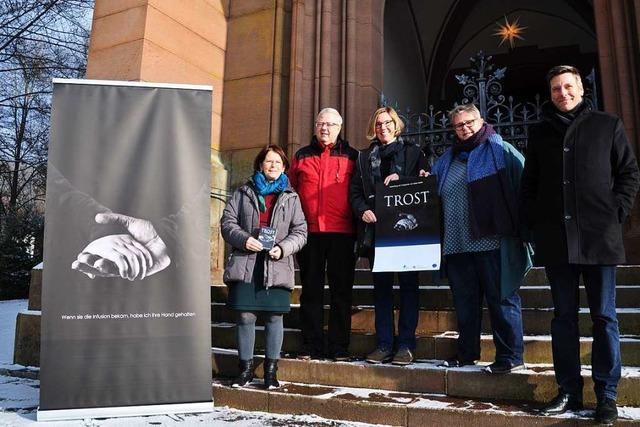 Evangelische Kirche Schopfheim beschäftigt sich mit dem Thema Trost