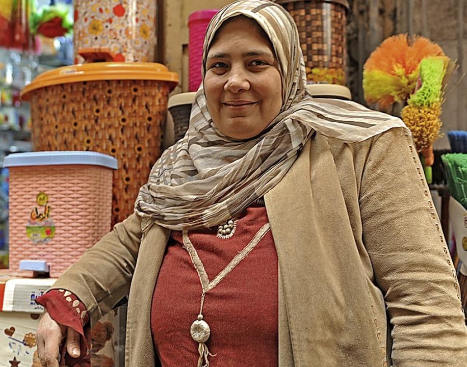 Ein Drittel der ägyptischen Bevölkerun...ettleibig, ein Drittel übergewichtig.   | Foto: k. eglau