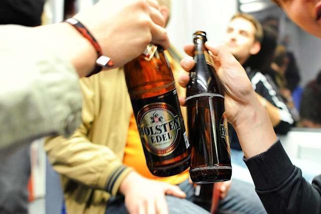 Alkoholtestkäufe in Lörrach zeigen Wirkung
