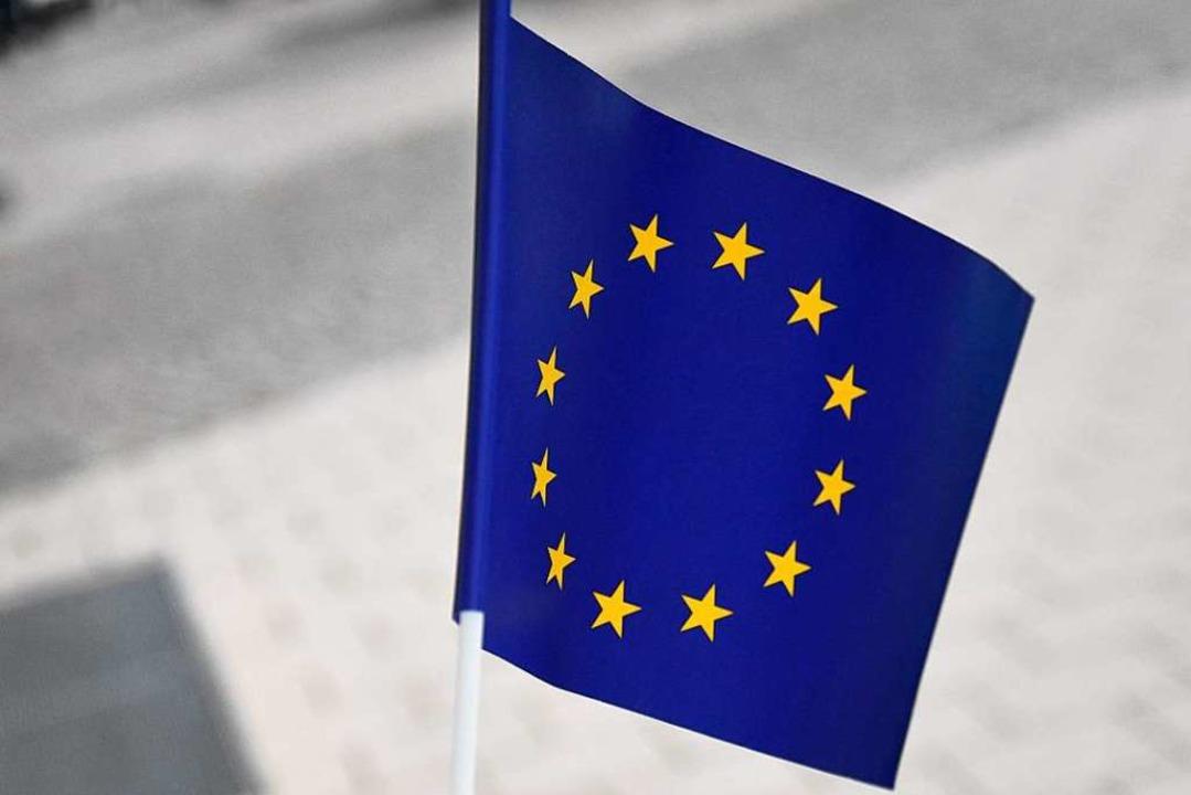 Baden-Württemberg will nicht nur ein F...n, sondern in der EU wahrnehmbar sein.  | Foto: Jonas Hirt