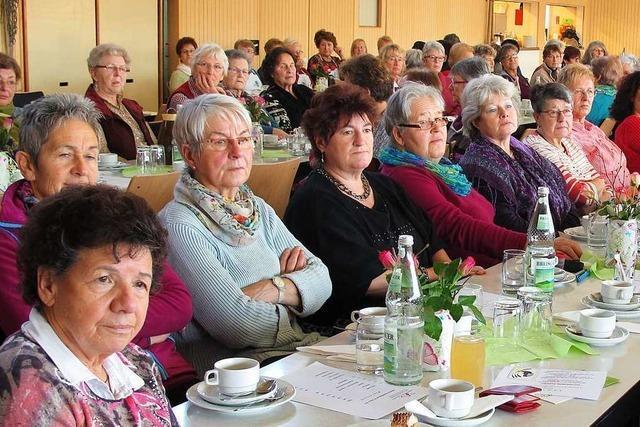 Warum die Landfrauen im Kandertal ihrem Verband treu bleiben