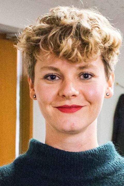 Coco Weingärtner  | Foto: Carolin Johannsen