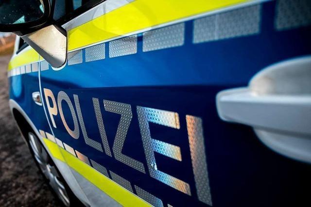 Fahrer soll mit Überholvorgängen in Inzlingen andere Verkehrsteilnehmer gefährdet haben