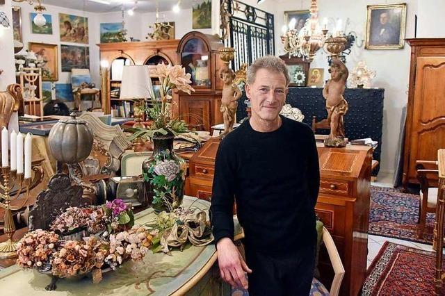 Seit 50 Jahren verkauft die Galleria d'Arte Casana Antiquitäten und Silberwaren