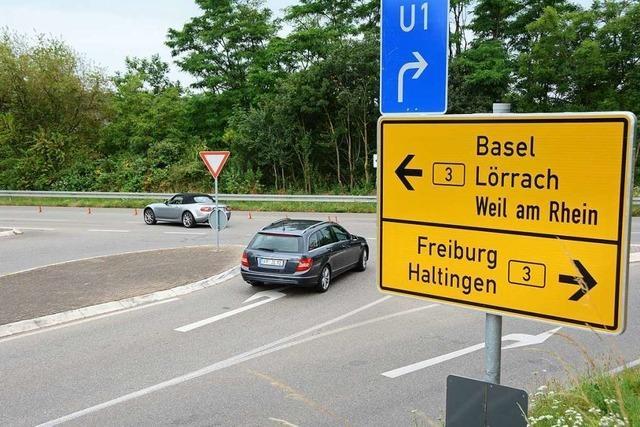Umbau des Knotens B3/Römerstraße steht auf dem Prüfstand