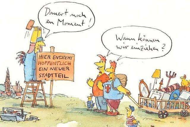 Darum wollen Gewerkschaften, Arbeitgeber und Sozialverbände den neuen Stadtteil Dietenbach