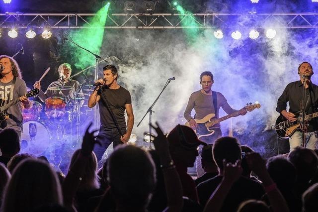 Fireworks of Rock geben Konzert im Schlachthof