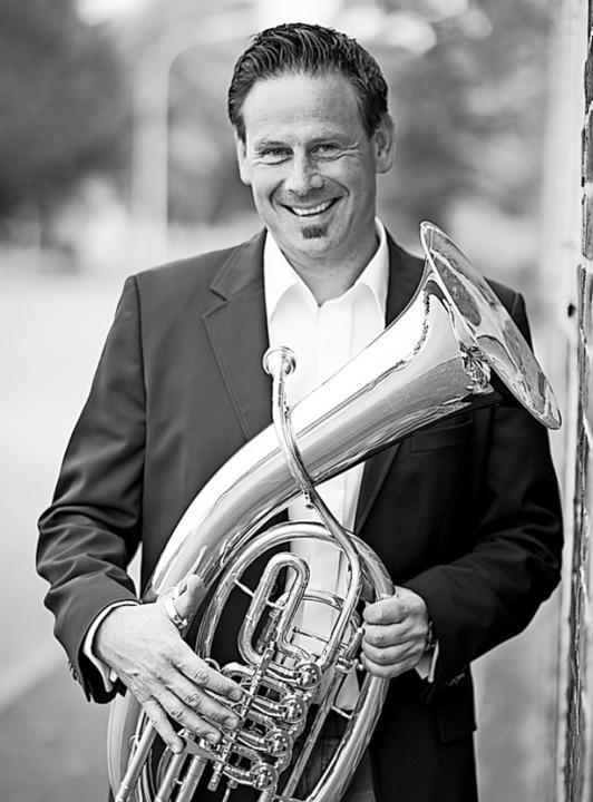 Carsten Ebbinghaus spielt in Schelingen.    | Foto: Andreas Bachmann
