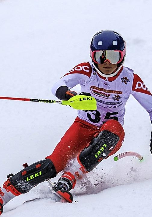 Im Schwarzwald und im Allgäu gefordert sind die alpinen SVS-Rennläufer.   | Foto: siegmund