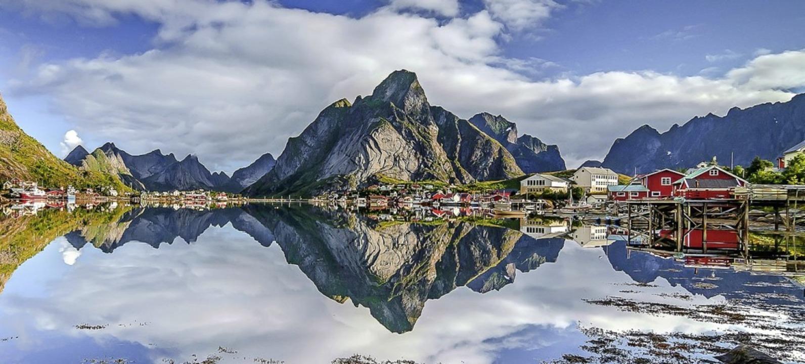 Eindrucksvolle Aufnahmen zeigt die Reihe Vision Erde.  | Foto: Zwerger