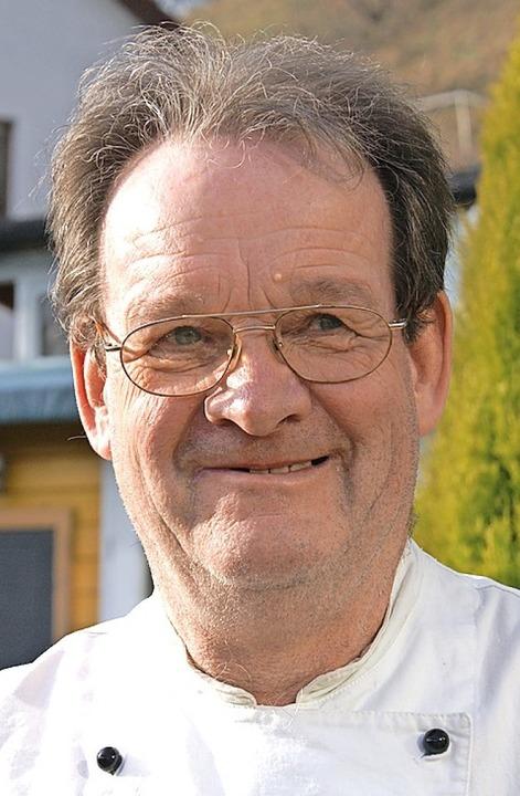 <BZ-FotoAnlauf>Storchen Riedmatt:</BZ-...feierte sein 25-Jahre-Dienstjubiläum.     Foto: Storchen Hotel und Restaurant