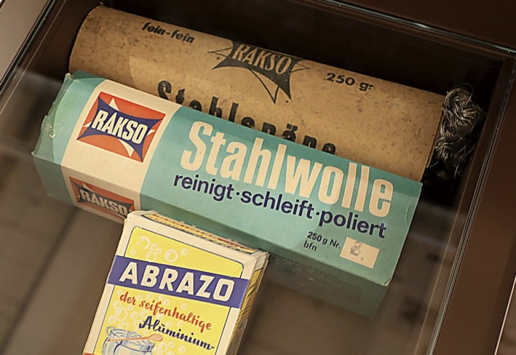 Abrazo- und Rakso-Exponate im  Stadtmuseum   | Foto: Christoph  Breithaupt