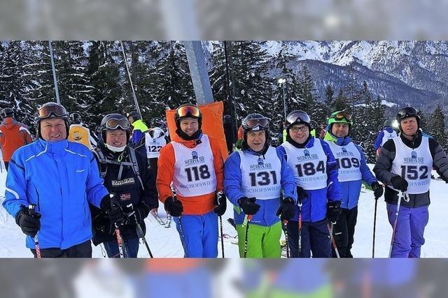 Respektable Ergebnisse beim Alpencup