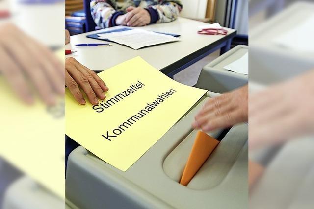 Freie Plätze auf der SPD-Liste