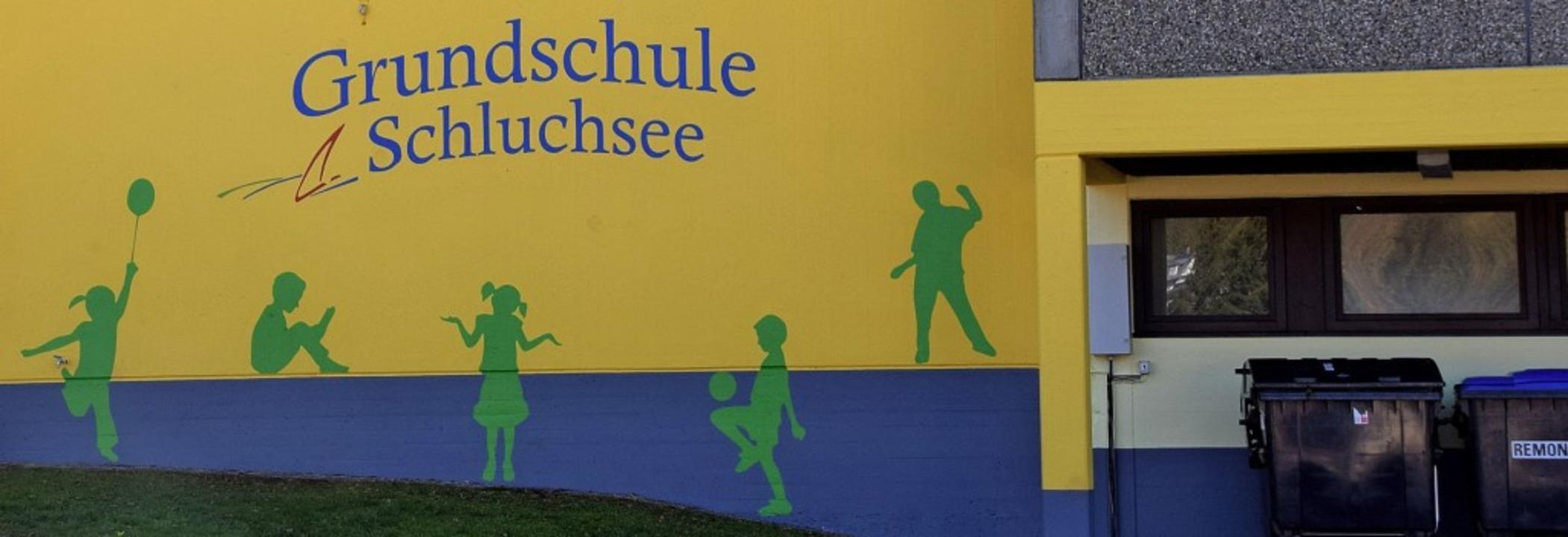 Die Grundschule Schluchsee soll spätestens im nächsten Jahr saniert werden.   | Foto: Eva-Marie Kurfess