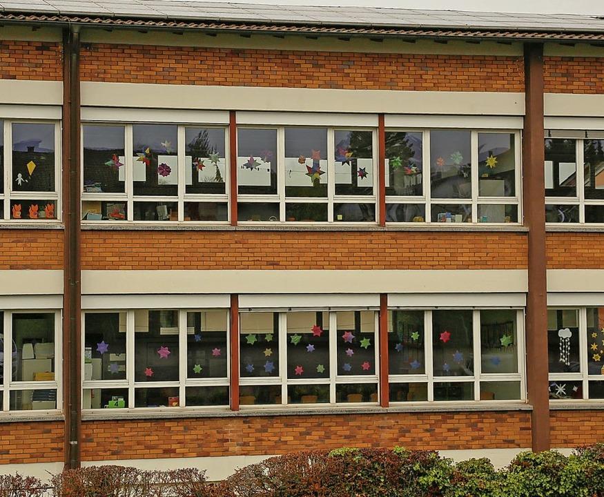 Die Grundschule Altdorf wird saniert.   | Foto: Sandra Decoux-Kone